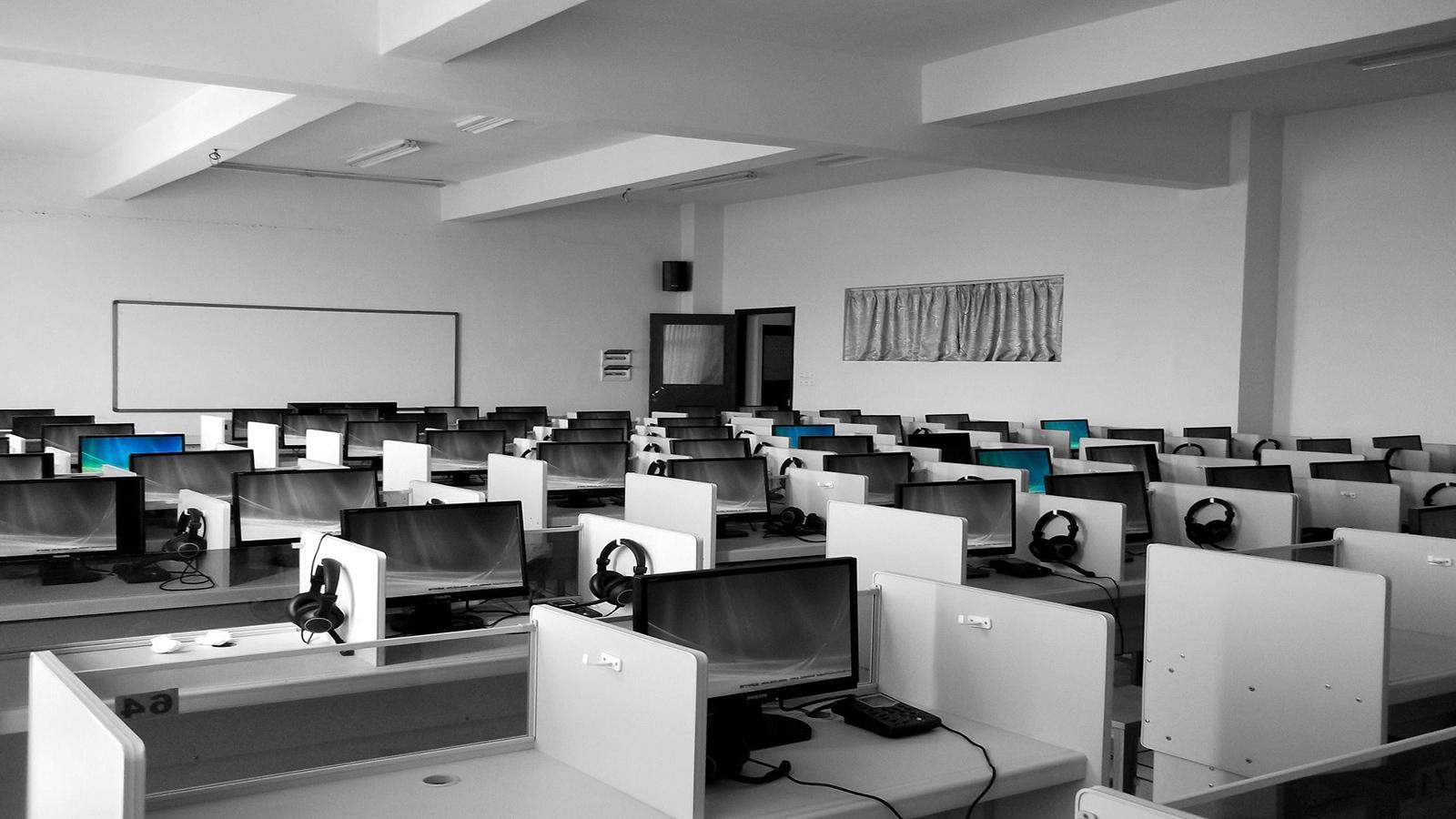 Formation professionnelle donnée en salle de cours